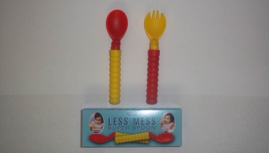 Less Mess SuperSpoon